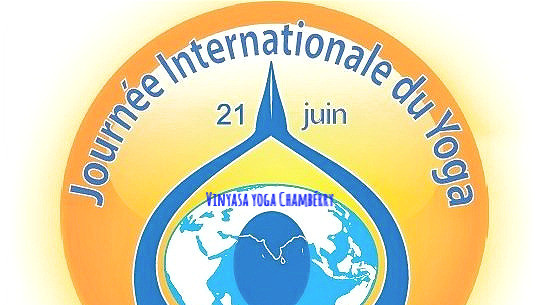 Journée internationale du yoga Chambéry 2021