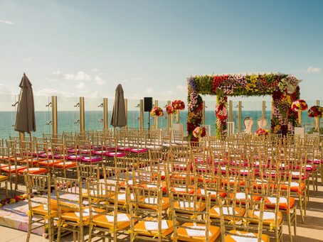 0-100 real quick: The wedding and events industry boom and burnout