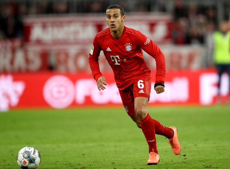 Liverpool transfer news rated as Thiago Alcantara 'agrees terms'