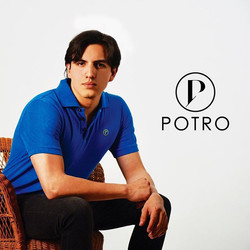 POTRO INC - NYC 🇺🇸 Textile MADE in PER