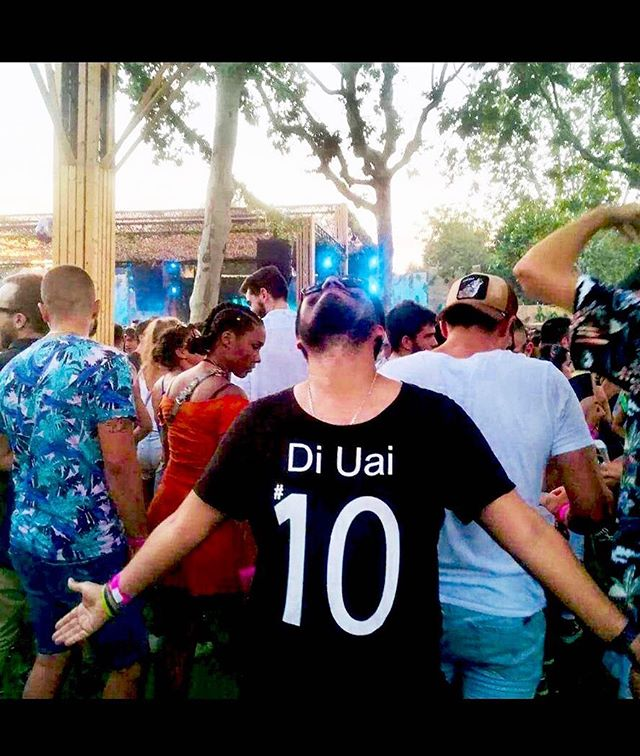 🔥Di Uai at MarCO CaroLA ConcerT🔥 by su