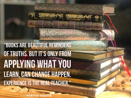 Books Are Beautiful Reminders of Truth
