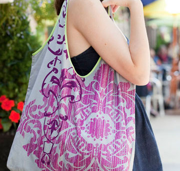 Avoid Plastic bags. Carry your own cloth bag for shopping.