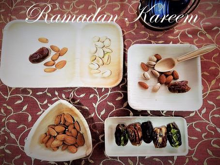 Enjoy Iftar feasts on Eco Friendly Tableware...