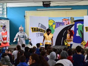 Conscientização no trânsito é tema de peça infantil gratuita em São Paulo