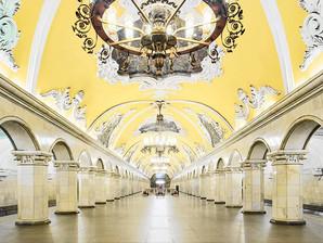 A Copa nos ensina que o metrô pode ser o palácio do povo