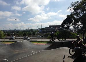 Parque de Esportes Radicais é opção de lazer na capital paulista