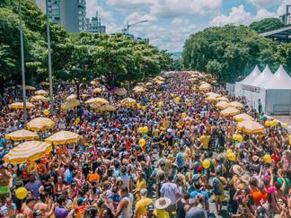 Avenida 23 de Maio estreia na avenida e continua fechada até terça