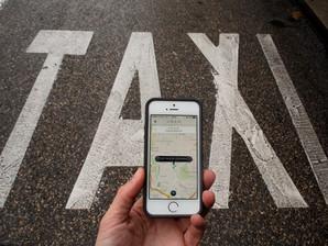 Você sabe quanto gasta com apps de transporte?