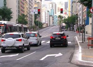 SP: Viaduto na Av. Nove de Julho volta a ser aberto para todos os carros