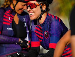 A força feminina no ciclismo