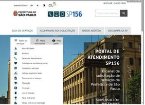 SPTrans passa a disponibilizar novos serviços via Portal 156