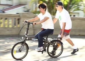 Que tal aprender a pedalar?