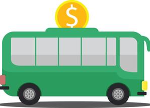 Ganhe dinheiro andando de ônibus