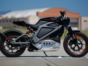 Harley-Davidson vai lançar moto elétrica