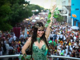 A operação da SPTrans no Carnaval