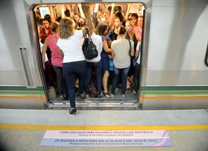 O transporte é público – o corpo da mulher não