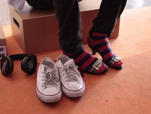 A arte de caminhar com os sapatos de outra pessoa