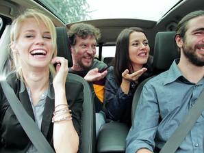 Carro inteligente é carro cheio de gente