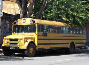Conheça um ônibus literário