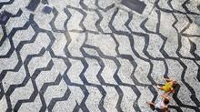 Você sabe quem criou o piso símbolo de SP?