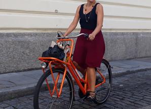 Uma bicicleta, um legado