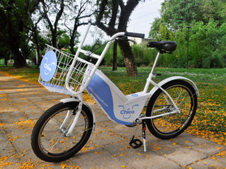 Bicicletas inteligentes e compartilhadas