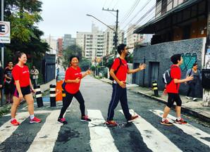 Pesquisas mostram a importância da caminhada para a saúde