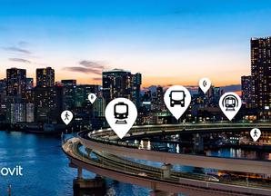 Moovit lança pesquisa global sobre o transporte público
