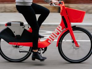 Uber terá bikes elétricas neste ano