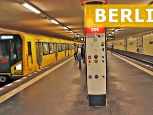 Berlim anuncia investimento de 28 bilhões de euros em transporte público