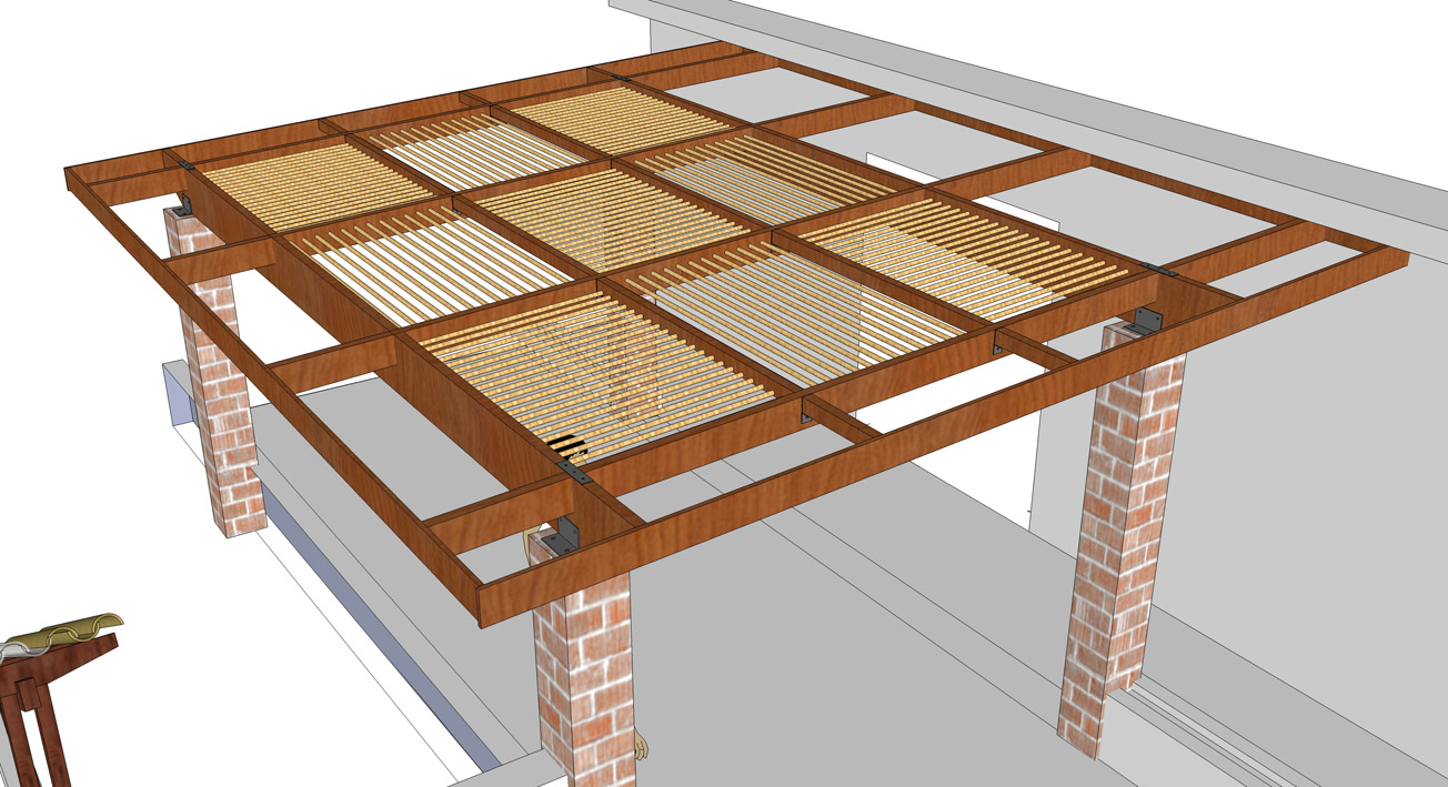 Modelo 3D do projeto