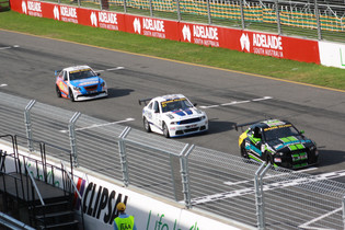 Aussie Racing Cars Clipsal Wrap