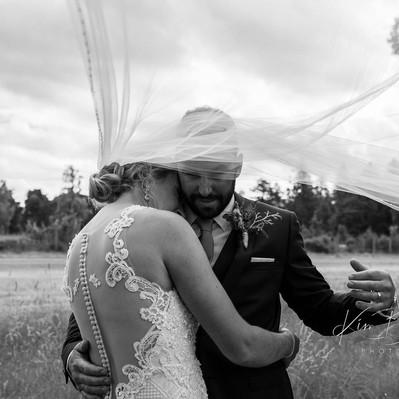 G & S's Wedding - Bangor Farm