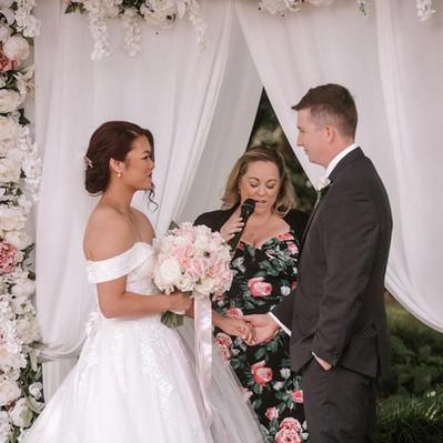 D & D's Wedding - Rossendale Vineyard