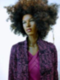kleurrijke kledng utrecht bijzondere roze cyclaam jas blazer