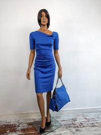 blauwe jurk utrecht wgdesigns