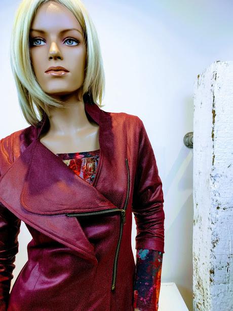 Lara jasje & Els top
