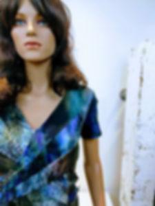 merel jurk print blauw groen grijs2_edit