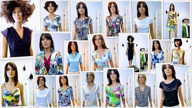 bijzondere kleurrijke kleding mode utrec