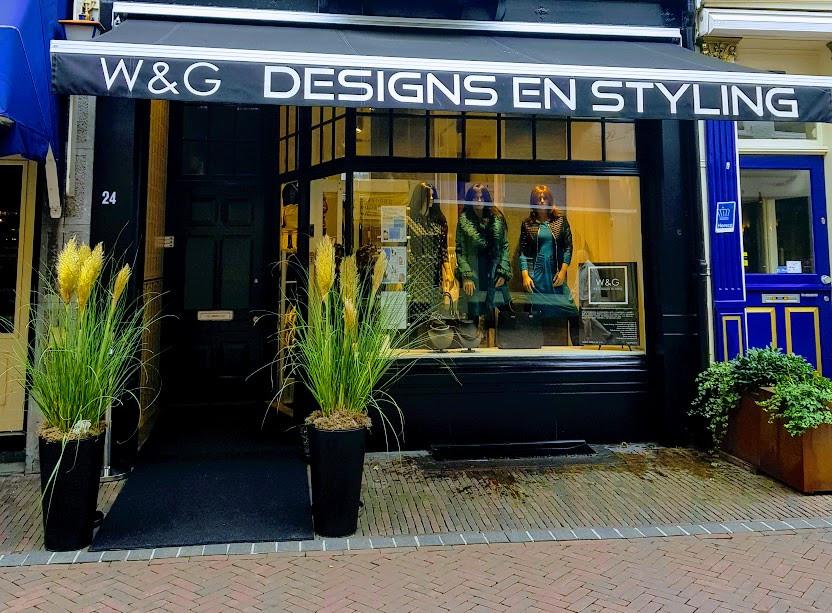 Bezoek ons stylingbureau en winkel aan de Zadelstraat in Utrecht