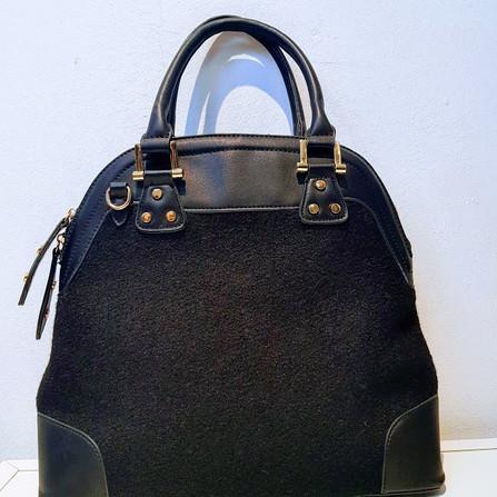 Zwarte tas