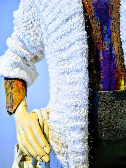 vest wit rok groen ileer gwenda top prin