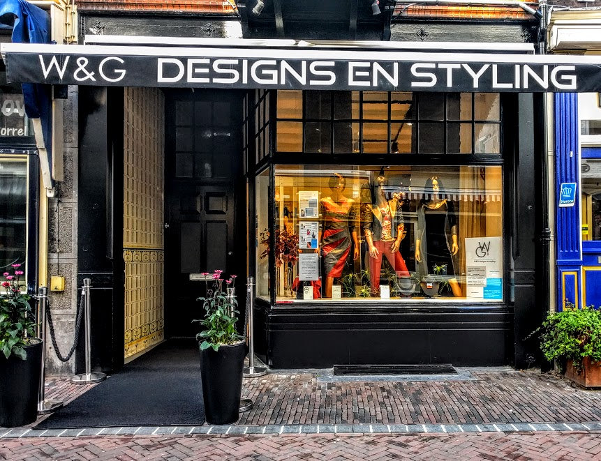 winkel utrecht zadelstraat wg designs W&