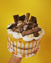 Een lust voor het oog en de mond. Heerlijke taarten, cupcakes en more.