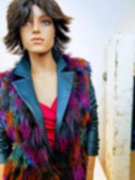 blazer mooie kleuren bijzondere en kleurrijke kleding Utrecht originele creaties leuk winkelen en shoppen