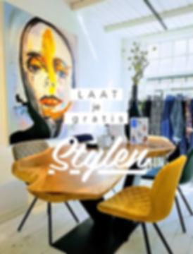 Gratis kledingadvies Utrecht kleuradvies mooie kleding exclusieve creaties leuk en origineel winkelen