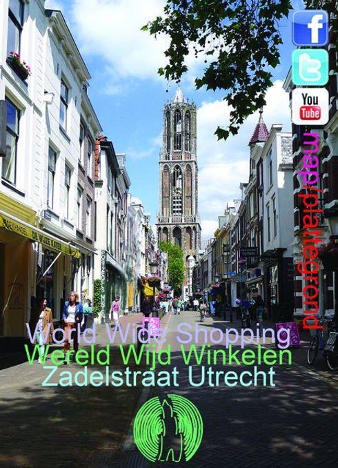 Zadelstraat shopping W&G designs en styl