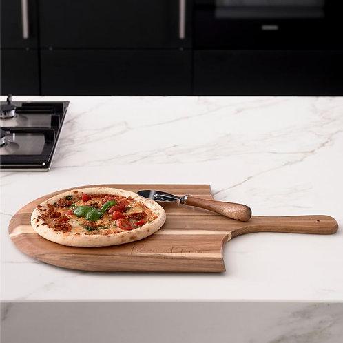 Pizzaschneidebrett & Cutter RIVIERA MAISON