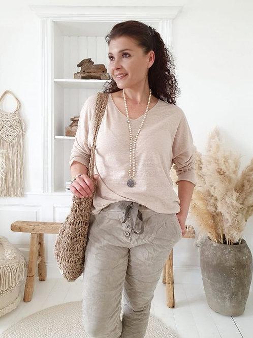 Linen Knit Glory